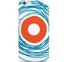 abstract circle iPhone Case/Skin