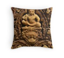 Bas Relief Throw Pillow