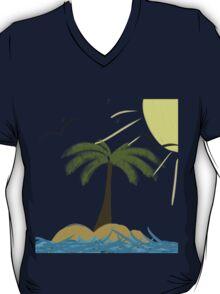 Ocean Breeze Kid Style T-Shirt