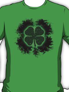 smokey shamrock T-Shirt
