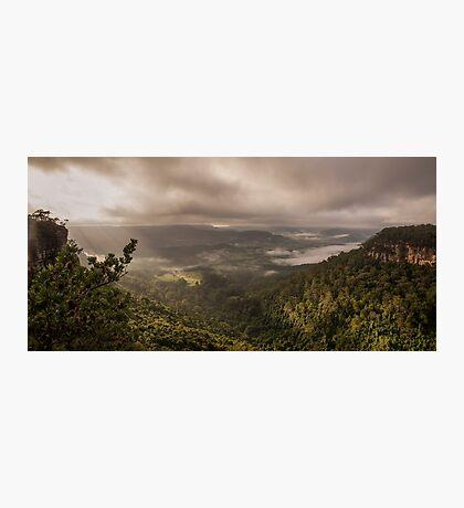 Kangaroo Valley NSW Australia Photographic Print