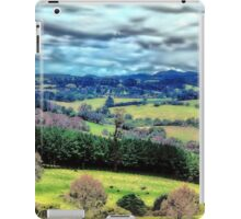 Let's Go To The Hills iPad Case/Skin