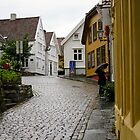 Historic Stavanger by MeBoRe