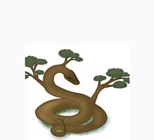 Bonsai Snake Unisex T-Shirt