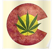 Colorado Dank Logo Poster