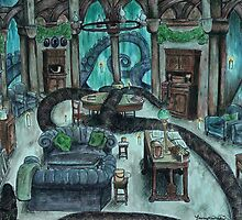 The Common Room by tawnyhillis
