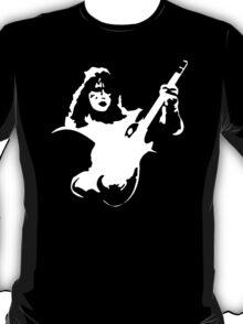 Stencil Ace Frehley T-Shirt