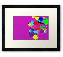 Color Color Color Framed Print