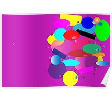 Color Color Color Poster