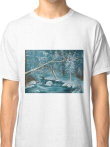 Winter Snow Classic T-Shirt