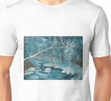 Winter Snow Unisex T-Shirt