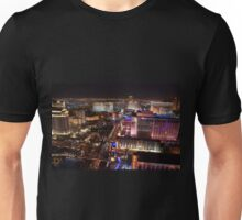 The Strip North - Las Vegas NV Unisex T-Shirt