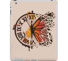 A Ruptured Time iPad Case/Skin