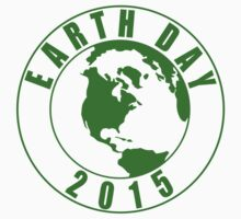Earth Day 2015 Green Design Kids Clothes