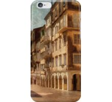 Waiting For The Tourists Painterly iPhone Case/Skin