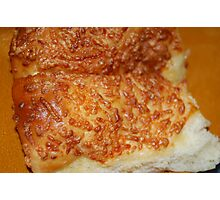 Cheese Rolls Photographic Print