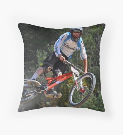 Lets Jump Throw Pillow
