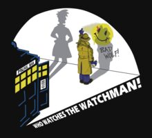 Who Watches the Watchman! T-Shirt
