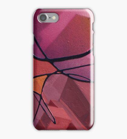 Untitled Magenta iPhone Case/Skin
