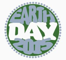 Earth Day 2 Color Design Kids Clothes