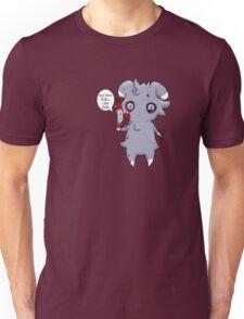 Espurr wants your flesh Unisex T-Shirt