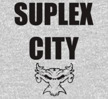 Brock Lesnar's Suplex City by theresadarkness