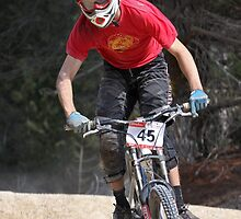 Down Hill Racer by fotosports