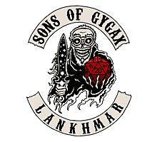 Sons of Gygax - Lankhmar Photographic Print
