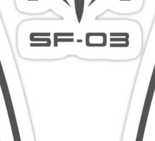 Alliance Special Forces Sticker