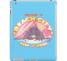 Welcome to Beach City iPad Case/Skin