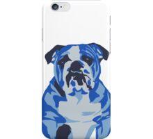 Blue Bully iPhone Case/Skin