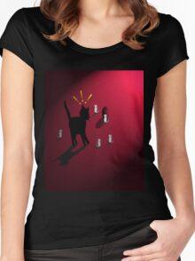 SneakAttack Women's Fitted Scoop T-Shirt