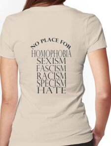 NO PLACE FOR HATERS T-Shirt