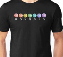 ROYGBIV Moons Unisex T-Shirt