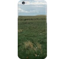 Wadsworth Moor West Yorkshire England 19840603 0058m iPhone Case/Skin