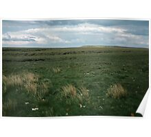 Wadsworth Moor West Yorkshire England 198406030058m Poster