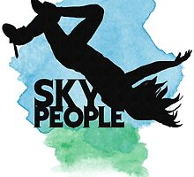 SKY PEOPLE by paton