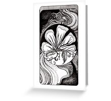 Doodle, random things in nature Greeting Card