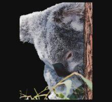 Sleepyhead T-Shirt Design by Lesley Smitheringale