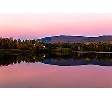 Lake Paran Photographic Print