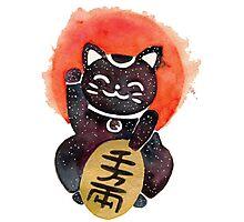 Maneki Neko Photographic Print