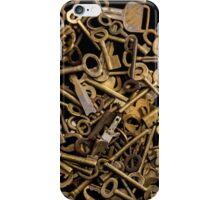 Keys Burma iPhone Case/Skin