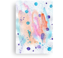 Watercolor #G21 Canvas Print