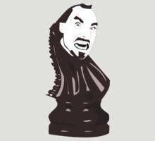 black horse chess piece by 2piu2design