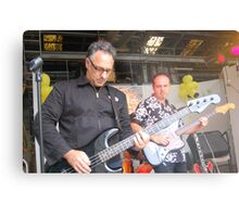Paul Vanzella rocks out! Metal Print