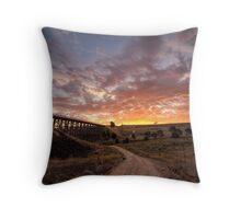 Nimmon's Bridge Throw Pillow