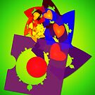 Mandlebrot Love by ArtByDrew