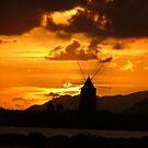 "flour mill to wind by Antonello Incagnone ""incant"""