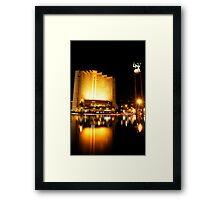 Plaza Indonesia  Framed Print