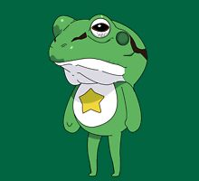 Sgt. Keoro (wearing frog disguise) Unisex T-Shirt
